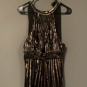 Free People party dress ✨🖤